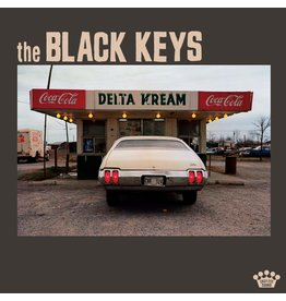 (LP) Black Keys - Delta Kream (Indie: 2LP Smokey Vinyl)