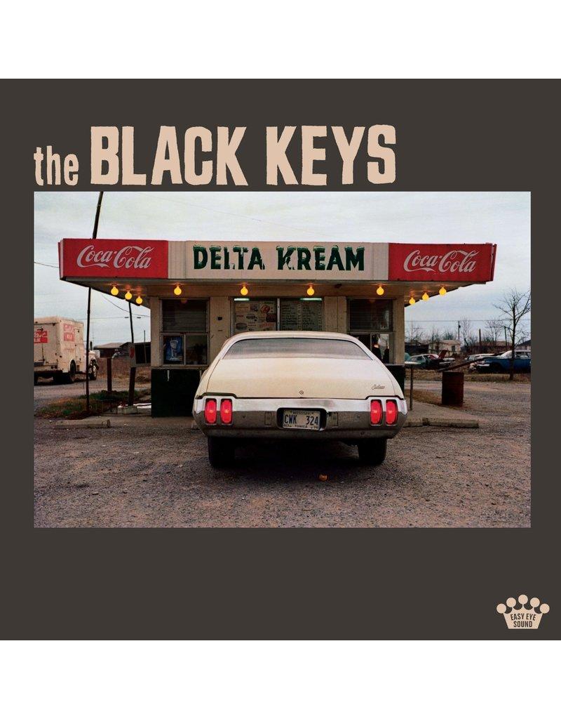 (LP) Black Keys - Delta Kream (Black)