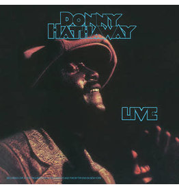 Record Store Day 2021 (LP) Donny Hathaway - Donny Hathaway Live RSD21