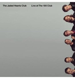 Record Store Day 2021 (LP) Jaded Hearts Club - Live At The 100 Club RSD21