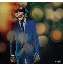 Acid Jazz (LP) Matt Berry - Blue Elephant (Aqua Blue Vinyl)