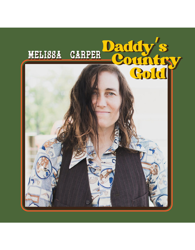 (CD) Melissa Carper - Daddy's Country Gold