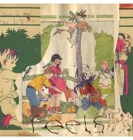 (LP) Animal Collective - Feels (Reissue)