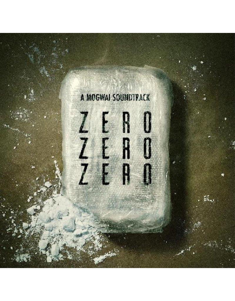 Rock Action Records (LP) Mogwai - Zero Zero Zero (White Vinyl)