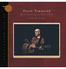 Inside Out (LP) Devin Townsend - Devolution Series #1 (3LP) Acoustically Inclined, Live In Leeds