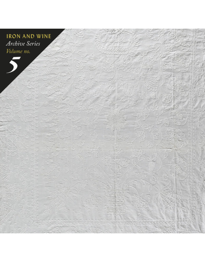 (CD) Iron & Wine - Archive Series Vol. 5: Tallahassee Recordings
