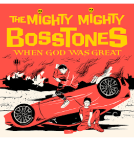 (CD) Mighty Mighty Bosstones - When God Was Great