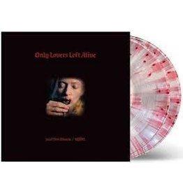 (LP) Soundtrack - SQURL & Jozef Van Wissem - Only Lovers Left Alive (2LP-clear with red splatter)
