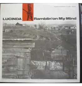 (LP) Lucinda Williams - Ramblin' On My Mind (2021 Reissue)