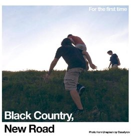 (CD) Black Country, New Road - For the first time