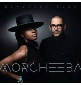 (LP) Morcheeba - Blackest Blue (indie exclusive-blue vinyl)