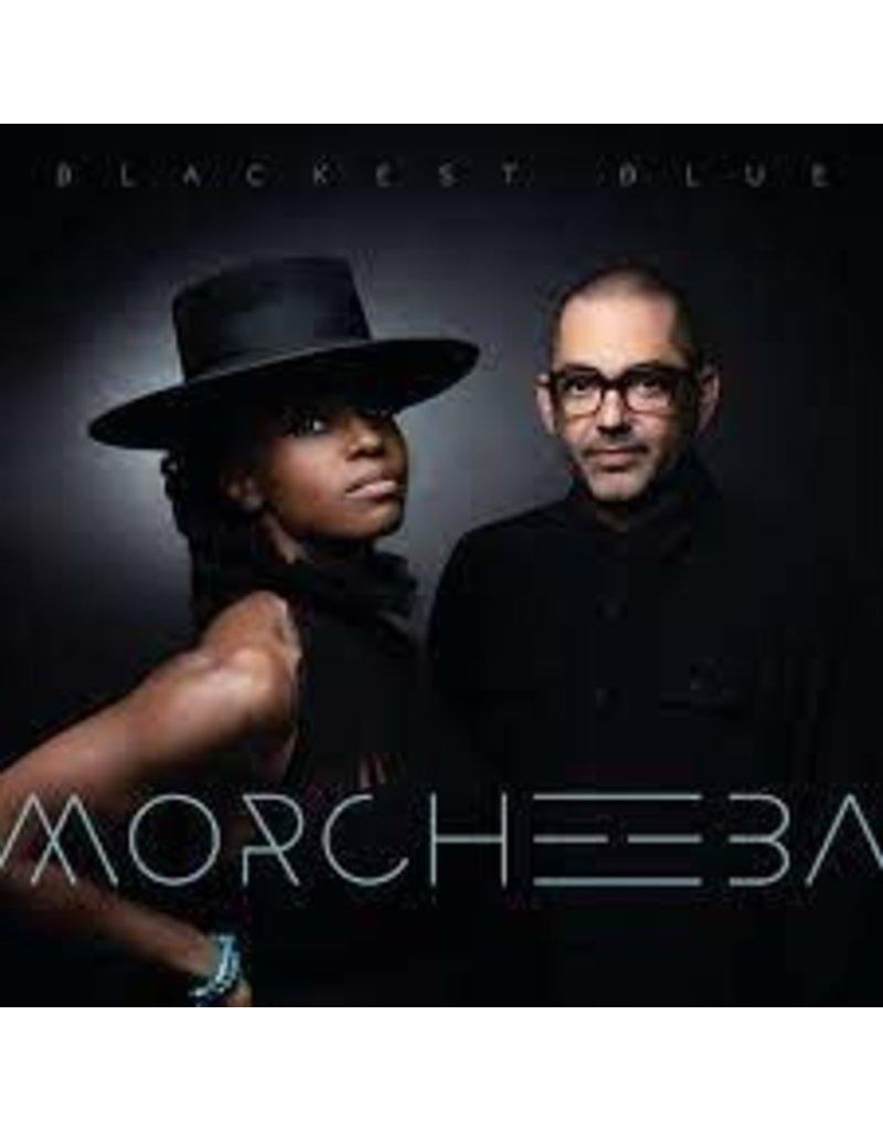 (CD) Morcheeba - Blackest Blue