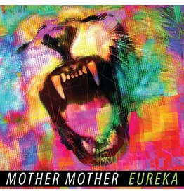 (LP) Mother Mother - Eureka (10th anniversary edition-translucent green)