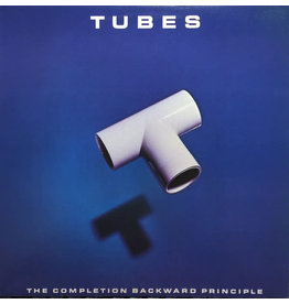 (Used LP) Tubes ‎– The Completion Backward Principle