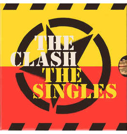 (Used CD) The Clash – The Singles (19CD)