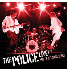 Black Friday 2021 (LP) Police - Live Atlanta Vol .02  1983 (2LP Red Vinyl) BF21
