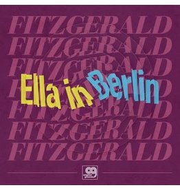 "Record Store Day 2021 (LP) Ella Fitzgerald - Ella in Berlin  12"" (Original Grooves) RSD21"