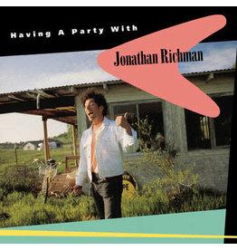 Record Store Day 2021 (LP) Jonathan Richman - Having a Party with Jonathan Richman (colour vinyl) RSD21