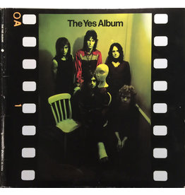 (Used LP) Yes ‎– The Yes Album (568)