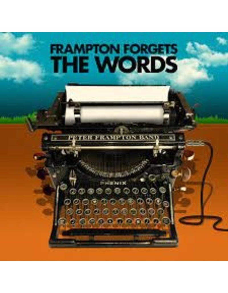 (CD) Peter Frampton - Peter Frampton Forgets the Words