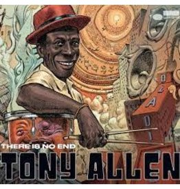 (LP) Tony Allen - There Is No End (2LP) CANCELLED