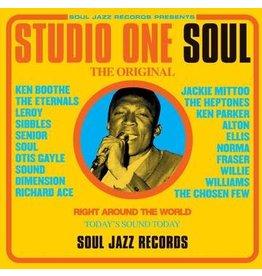 Record Store Day 2021 (LP) Various - Studio One Soul (2LP/Yellow Vinyl) RSD21