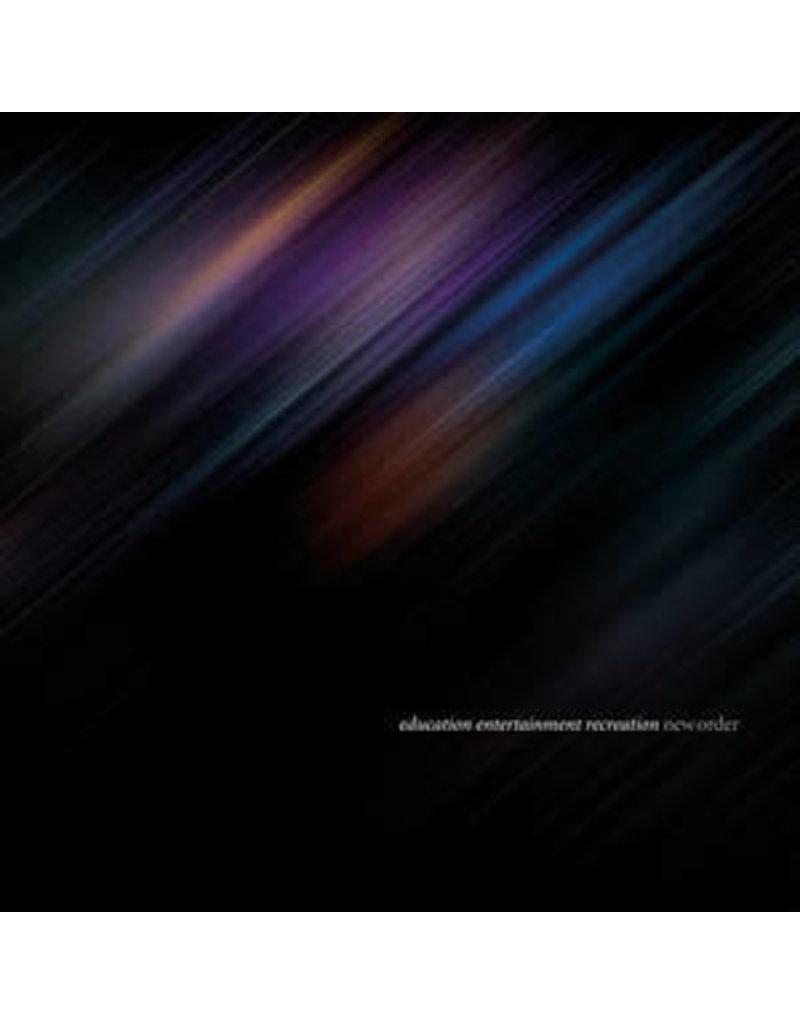 (CD) New Order - Education Entertainment Live (2cd + BluRay)