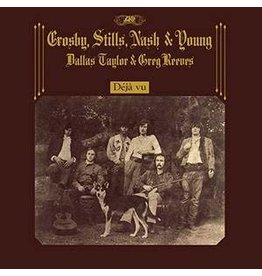 (LP) Crosby, Stills, Nash & Young - Deja Vu (1LP/4CD/50th anniversary deluxe)