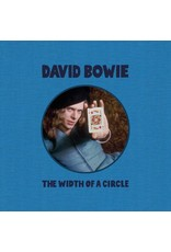 (CD) David Bowie - The Width Of A Circle (2CD + Book)