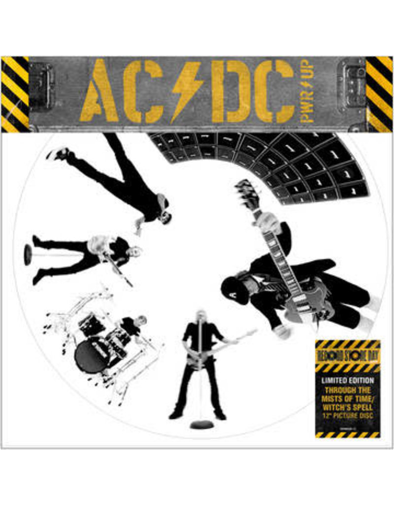 "Record Store Day 2021 (LP) ACDC - Through The Mists Of Time / Witch's Spell (12"") RSD21"