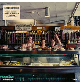 "Record Store Day 2021 (LP) Haim - Ft Taylor Swift - Gasoline (7"") RSD21"