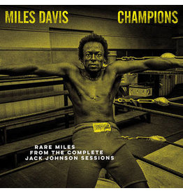Record Store Day 2021 (LP) Miles Davis - Miles Davis Champions Rare Miles From The Complete Jack Johnson Sessions RSD21