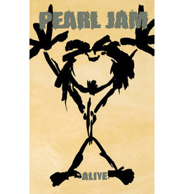 Record Store Day 2021 (CS) Pearl Jam - Alive (Cassette) RSD21