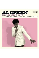 Record Store Day 2021 (LP) Al Green - Give Me More Love (Pink Vinyl) RSD21