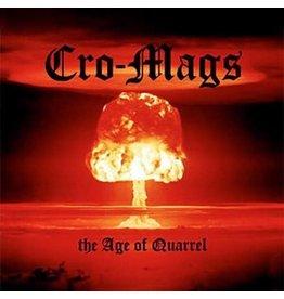 Record Store Day 2021 (LP) Cro Mags - Age Of Quarrel (Splatter LP) RSD21