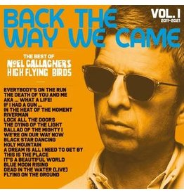 Record Store Day 2021 (LP) Noel Gallagher - Back the Way We Came - Vol. 1 2001-2021 (2LP) RSD21
