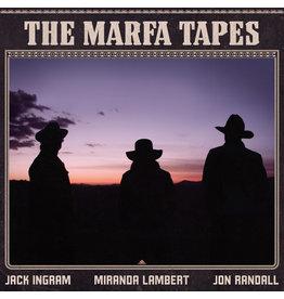 (LP) Jack Ingram, Miranda Lambert and Jon Randall - The Marfa Tapes