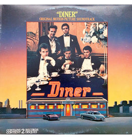 (Used LP) Various ‎– Diner (Original Motion Picture Soundtrack) (568)