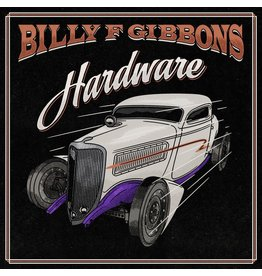 Concord Jazz (CD) Billy Gibbons - Hardware