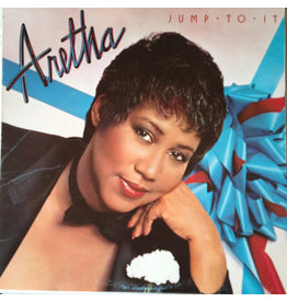 (Used LP) Aretha Franklin – Jump To It (568)