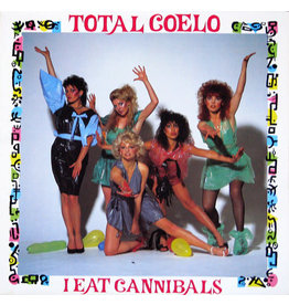 (Used LP) Total Coelo – I Eat Cannibals (568)