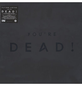 (Used LP) Flying Lotus – You're Dead!