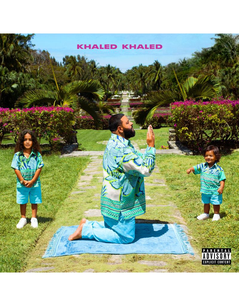 (CD) DJ Khaled - Khaled Khaled