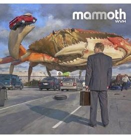 (LP) Mammoth WVH - Self Titled (2LP/Black)
