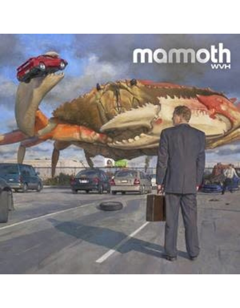 (CD) Mammoth WVH - Self Titled