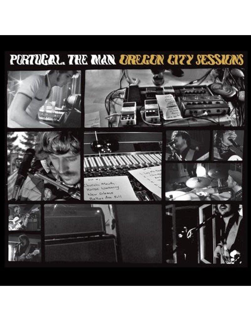 (CD) Portugal The Man - Oregon City Sessions (2CD)