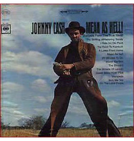 (Used LP) Johnny Cash – Mean As Hell! - Ballads From The True West (568)