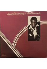 (Used LP) Louis Armstrong ‎– At The Crescendo SOLD