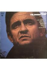(Used LP) Johnny Cash – Hello, I'm Johnny Cash (568)