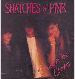 (Used LP) Snatches Of Pink – Send In The Clowns